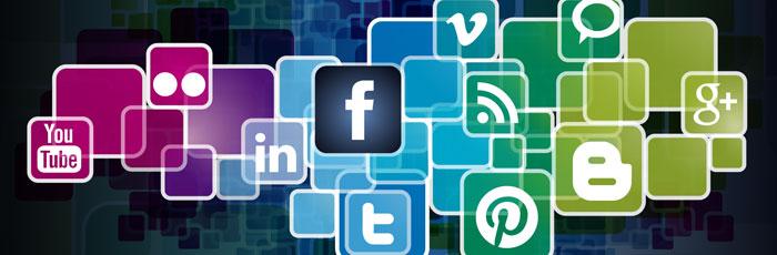 redes sociales en posicionamiento web