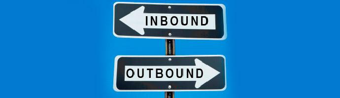 inbound outbound