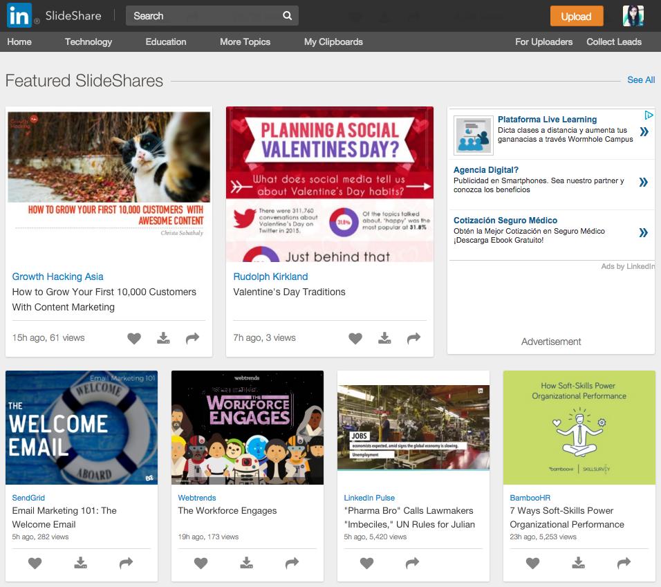 ¡Lleva LinkedIn al siguiente nivel y genera leads! Recuerda que tú eres tu propio proyecto de Inbound Marketing3 - Cliento