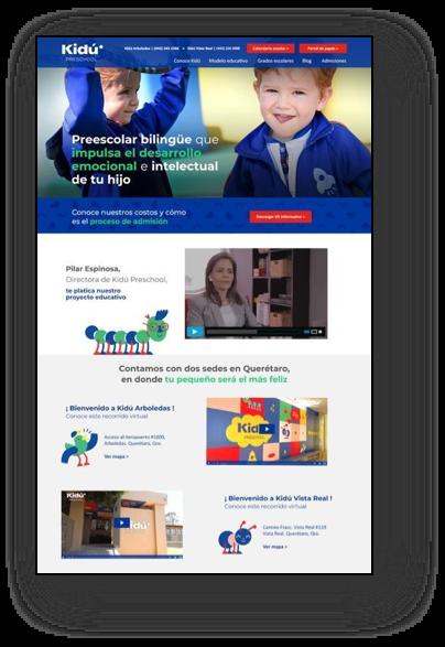 caso-exito-kidu-preschool-diferenciadores-sitio-web