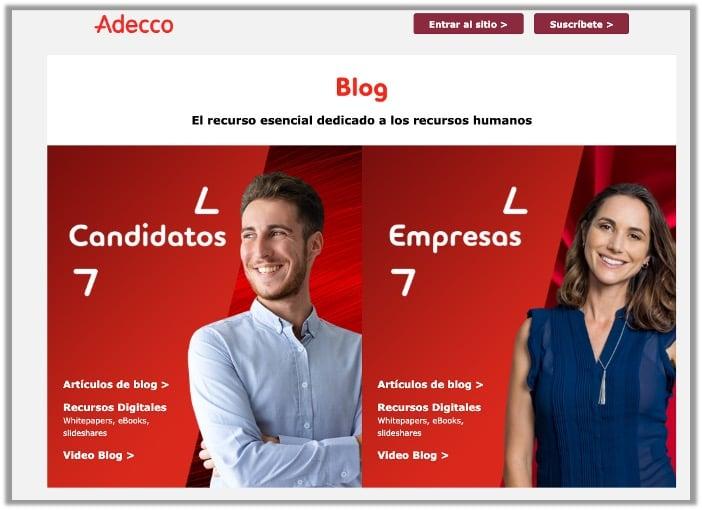 cliento-caso-adecco-captar-leads-por-vertientes-profesionales