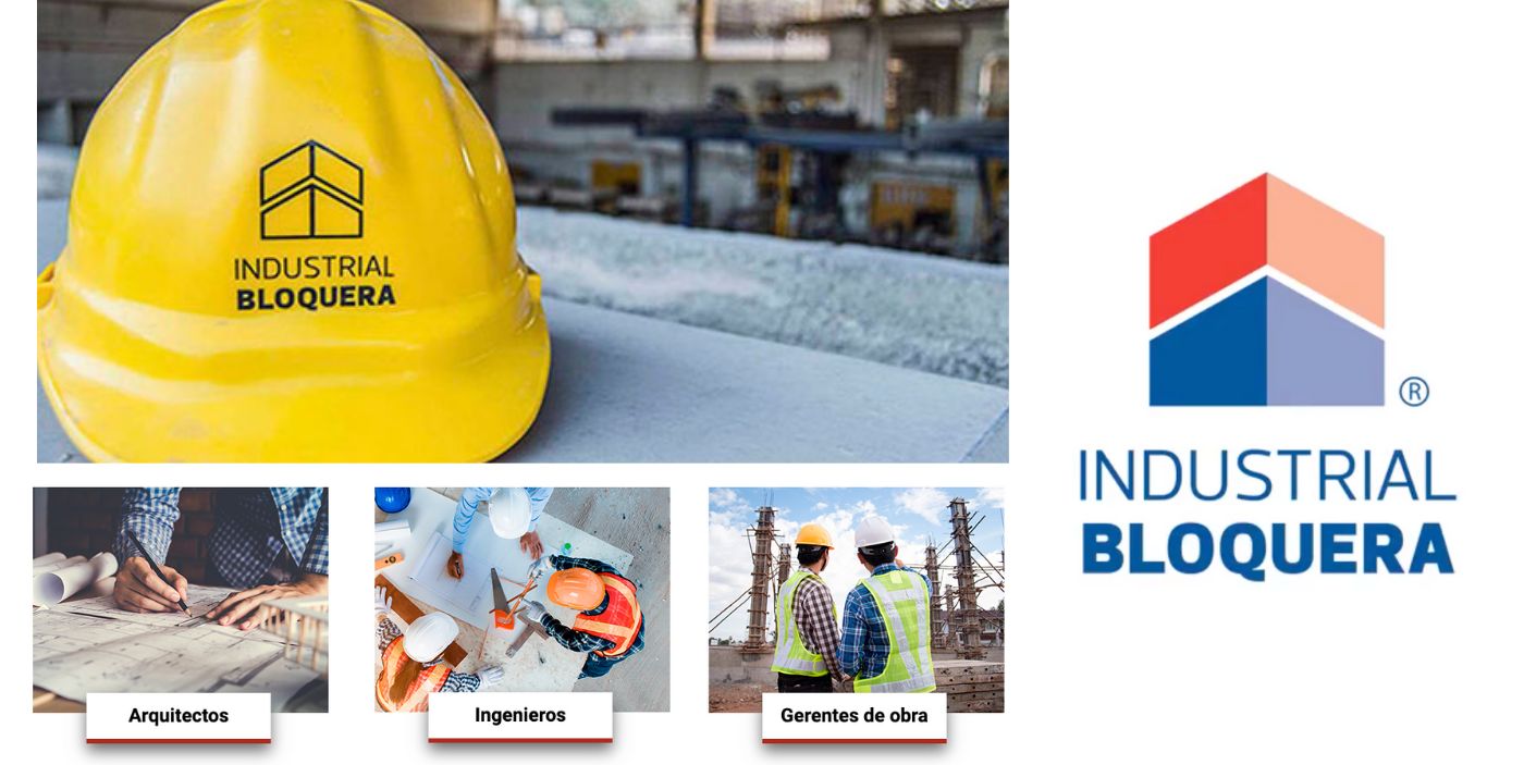 Cómo Industrial Bloquera Mexicana incrementó 237% sus visitas orgánicas